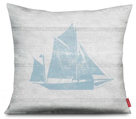 kissen motiv segelboot maritim kissolino. Black Bedroom Furniture Sets. Home Design Ideas
