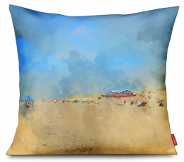 "Fotokissen ""Beachlife Aquarell"""